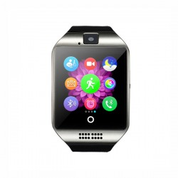 X6 PRO Bluetooth smartwatch with camera and SIM support