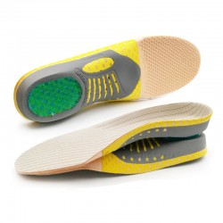 Custom orthopedic insoles