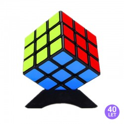 Rubik's cube 3x3 (New design)